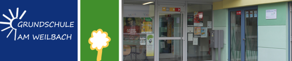 Kontakt der Grundschule am Weilbach